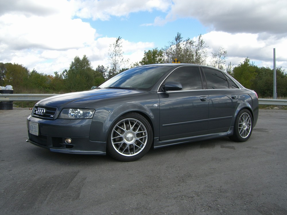Parachoques Delanteros Para B6 Audi A4 B6 B7 2002 2008