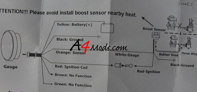 auto gauge wiring diagram wiring diagram and schematic design how to install an auto meter pro p ultra lite water temp gauge easy autometer tachometer wiring diagram