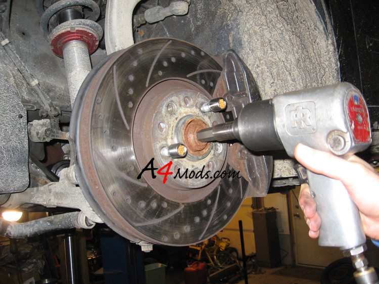 audi drive shaft replacement