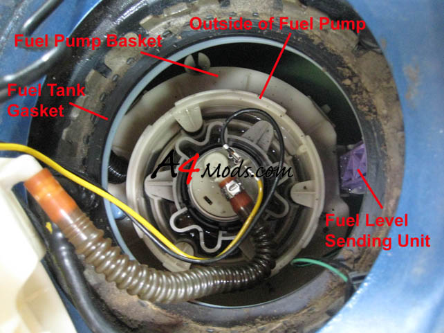2003 audi a4 fuel pump hd photo