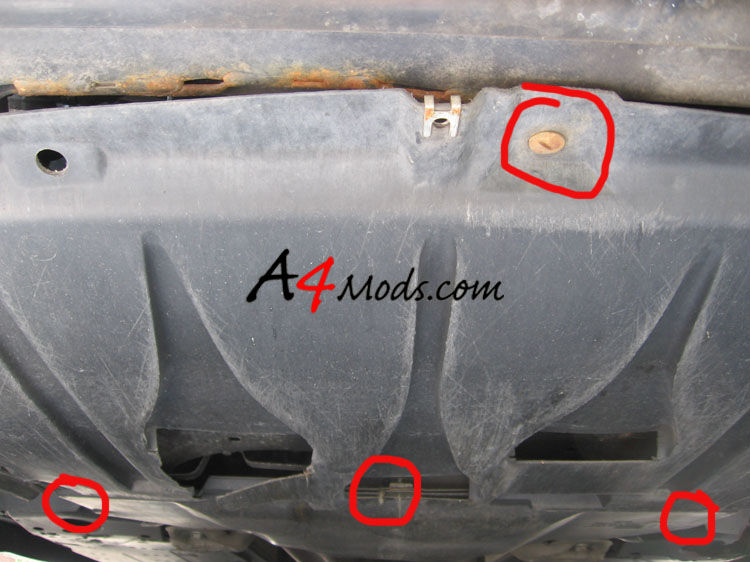 Oil Change Audi A4 >> A4mods Com The Premiere Audi A4 Modification Guide And Pictures