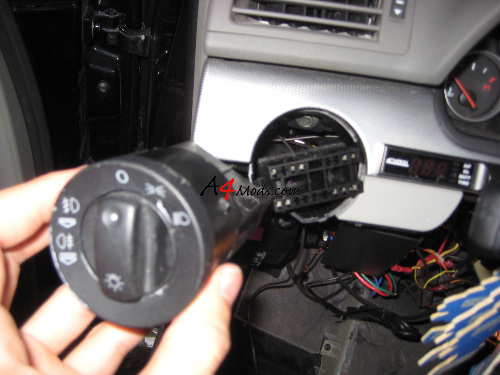 Audi A4 B6 Headlight Switch Wiring Diagram : Vwvortexcom b audi a autos post