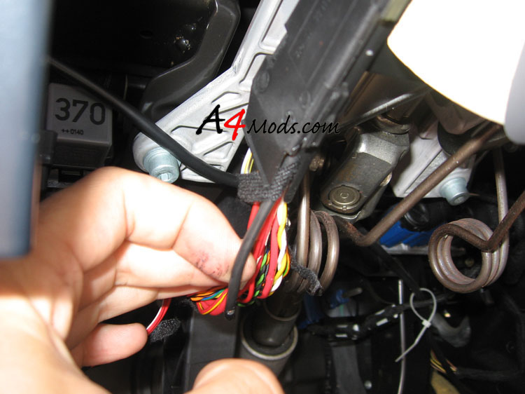 IMG_1096 podi electric stepper gauge install help podi boost gauge wiring diagram at crackthecode.co