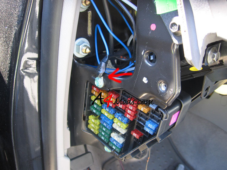 Fuse Box On A Audi A4 2002 : Chevy blazer secondary air pump wiring free