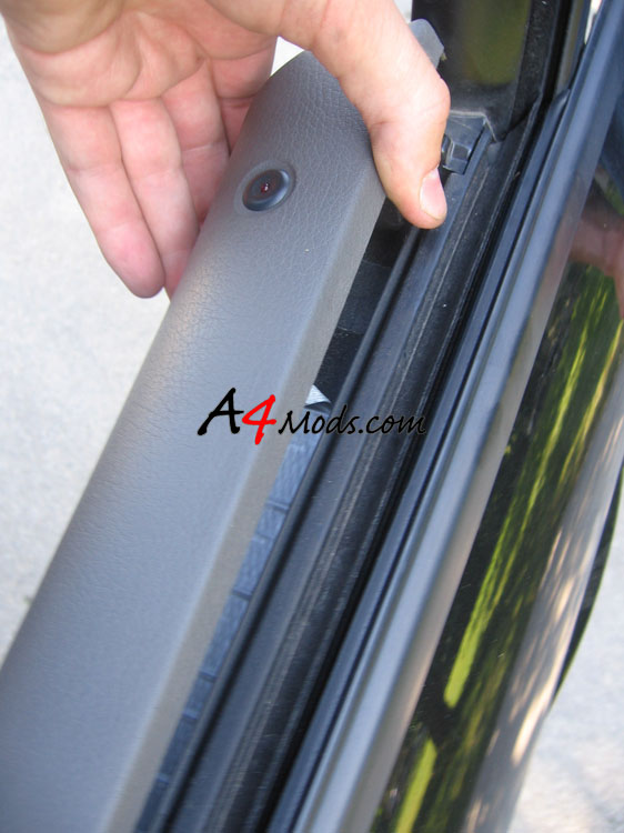 Audi window switch